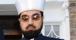 Shaykh Umar Al-Qadri, chair of the Irish Muslim Peace and Integration Council and imam of the mosque at Blanchardstown