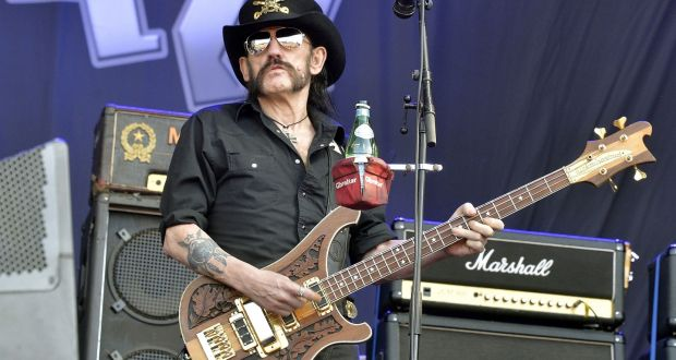 Motorhead: Lemmy's greatest hits