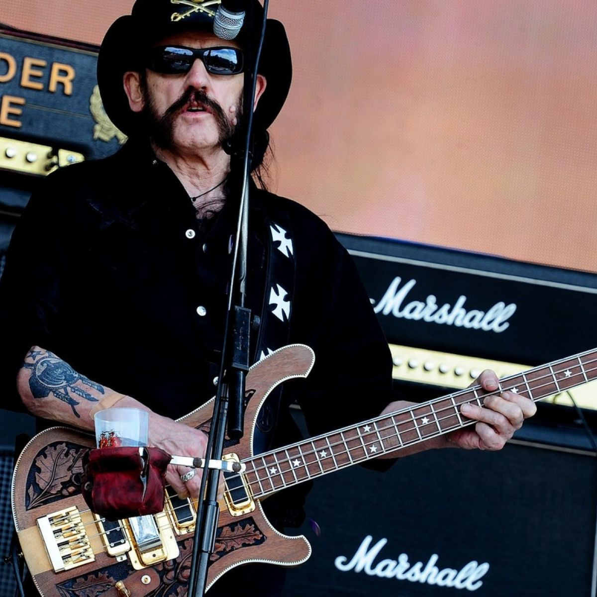 Born to lose, lived to win': Musicians pay tribute to Lemmy