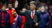 Defiant Louis van Gaal vows to 'fight'