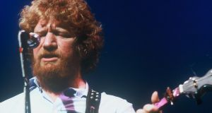 "Luke Kelly: ""You could not sing like that and be afraid."""