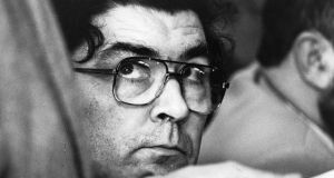 John Hume in the mid-1980s: 'Even with the cleverest pupils you have to say what's on your mind at least 20 times. I have always done this in politics.' Photograph: Matt Kavanagh