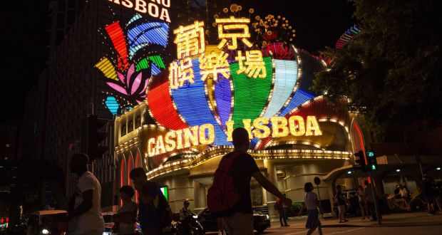 Macau gambling paradise on bad streak as corruption targeted