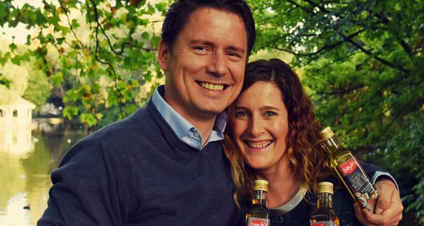 Irish couple's Burmese food oil venture boosts local village