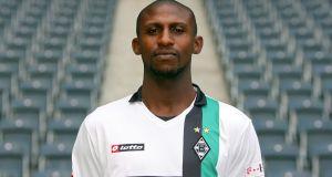 sport soccer english body former wigan defender steve gohouri found river rhine
