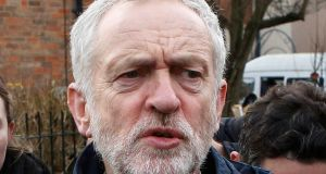 "Jeremy Corbyn: The Labour leader has committed to a ""new politics"" which critics say would be inconsistent with a so-called ""revenge reshuffle"". Photograph: Craig Brough/Reuters"