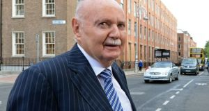 In his High Court proceedings Michael Fingleton sought various orders and declarations from the court in respect of the Central Bank's decision to launch an inquiry