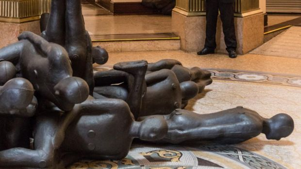 Antony Gormley: 'Sculpture is the greatest agent of change of all