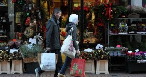 Next started the Christmas reporting season for UK clothing retailers on a sour note by disclosing revenue that missed analysts' estimates and saying profit will come in at the bottom of its forecast range, adding to concern of weak holiday sales across the industry.(Photograph: Frank Miller /	THE IRISH TIMES)