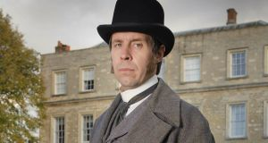 Paddy Considine as Inspector Whicher in ITV's adapration of Kate Summerscale's The Suspicions of Mr Whicher, based on a real-life detective who also inspired Wilkie Collins and Charles Dickens