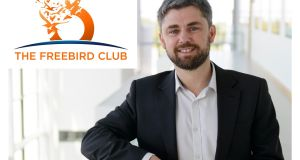 The Freebird Club founder Peter Mangan: start-up aims to tackle isolation among over-50s