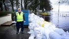 Athlone residents keep 24 hour vigil on sandbags and water pumps