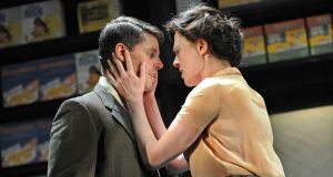 Keith Duffy and Aisling O'Sullivan in Druid's Big Maggie. Photograph: Robert Day