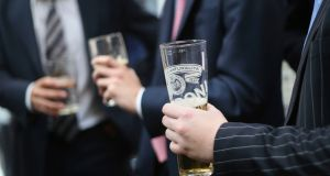 A  report by chief medical officer Dame Sally Davies takes account of new evidence on the increased risk of developing cancer from drinking as well as the harms from binge-drinking.  Photograph: PA