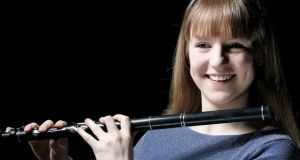 YOUNG MUSICIAN OF THE YEAR: Orlaith McAuliffe. This flute and whistle player is already a much-talked-about performer for her accomplished, energetic, technically faultless and whole-hearted playing