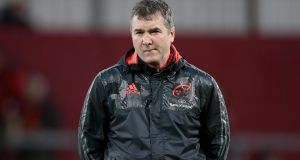 """I can't really separate myself from this job. I can't separate myself from Munster because it's been 21 years nearly now,"" says Anthony Foley. Photograph: Dan Sheridan/Inpho"