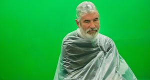 In pictures: Waxing Gerry Adams