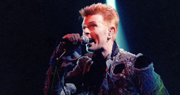 Bowie in quotes: 'I'm an instant star  Just add water and stir'