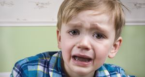 Ask the expert: How can we cope with our son's tantrums?