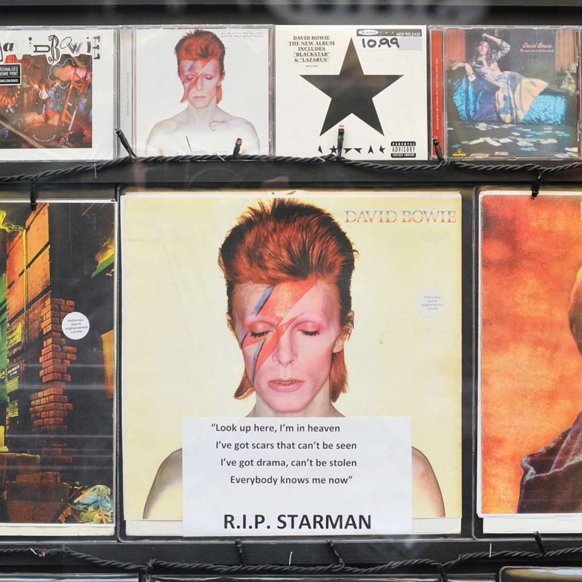 The 13 faces of David Bowie: from Ziggy Stardust to icon