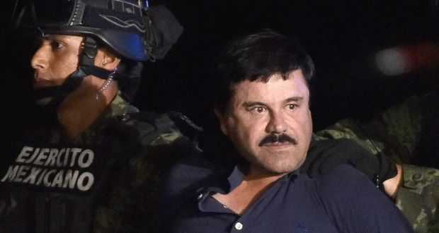 El Chapo' Guzman: How Mexican drug lord's luck ran out