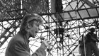 David Bowie at Slane Castle on July 13th, 1987. Photograph: Dermot O'Shea / The Irish Times