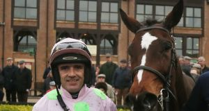 Champion jockey Ruby Walsh has called for the Irish jockeys charities to merge. Photograph: Niall Carson/PA