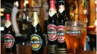 Bulmers and Magners cider maker C&C wil shift production  to its base in Clonmel, Co Tipperary, where an extra 80 jobs are expected to be created. Photograph: Bryan O'Brien/The Irish Times