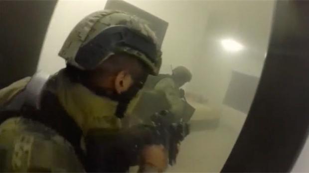 El Chapo: authorities release footage of violent raid