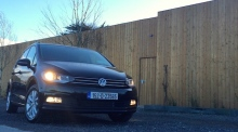 Our Test Drive: the Volkswagen Touran