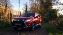 Our Test Drive: the Mitsubishi Outlander