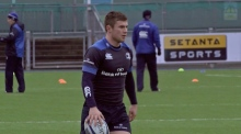Champions Cup: Leinster 'relishing' Bath test