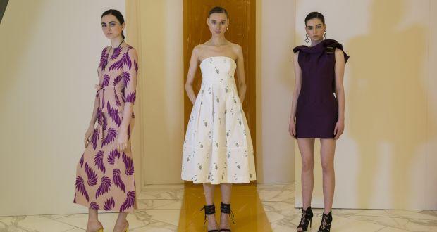Spring fashion at Brown Thomas: \u0026#39;a new exuberance\u0026#39;