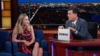 Saoirse Ronan and Stephen Colbert pronounce 'ridiculous' Irish names