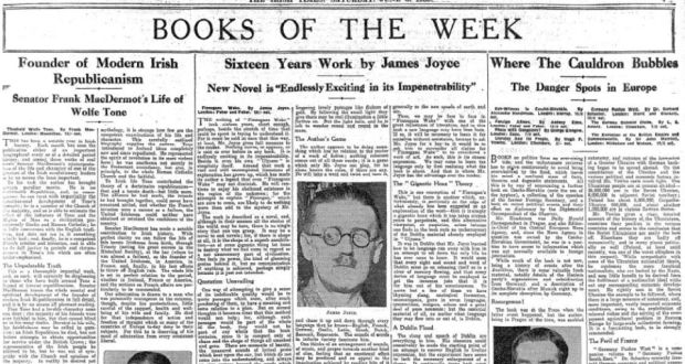 32112ebf8c2  Endlessly Exciting in its Impenetrability   1939 James Joyce review