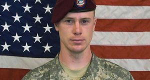 Sgt Bowe Bergdahl, who is the subject of the current Serial podcast.