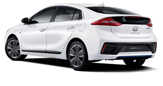 Hyundai S Upcoming Ioniq Will Be The First Single Model In Which All Versions Of Cur Electric