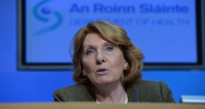 Minister for State  for Mental Health Kathleen Lynch: acknowledged that treatment for people with   a dual diagnosis needed to address both issues  and almost 170 specialists were to be appointed to tackle gaps in provision.   Photograph: Alan Betson/The Irish Times