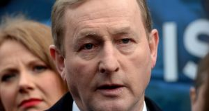 Taoiseach Enda Kenny. Photograph: Cyril Byrne / THE IRISH TIMES