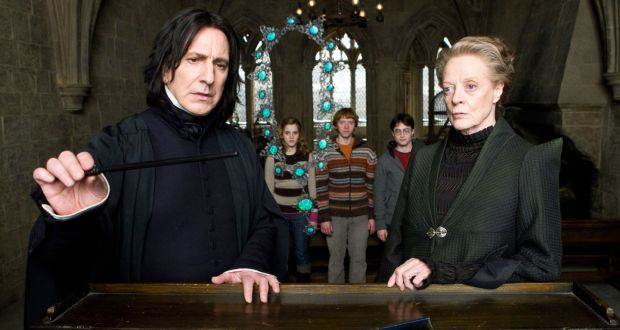 293d01fa0 The late Alan Rickman as Severus Snape