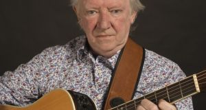 LIFETIME ACHIEVEMENT AWARD: Arty McGlynn. Guitarist who has made a phenomenal contribution to traditional music in Ireland over the past 40 years. His unique accompanying style can be heard in many of the most renowned recordings right through that period