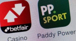 Paddy Power Betfair will be headquartered in Dublin. Photograph: Bloomberg