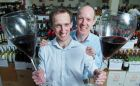 Curious Wines founders Matt Kane and Mike Kane. Photograph: Gerard McCarthy