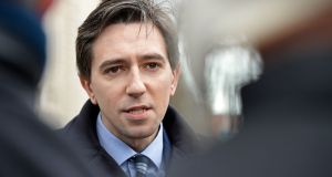 Minister of State with Special Rsponsibility for the OPW Simon Harris. File photograph: Eric Luke/The Irish Times