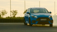 Our Test Drive: the Ford Focus RS
