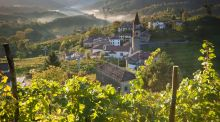 Prosecco is a moveable feast in the Veneto
