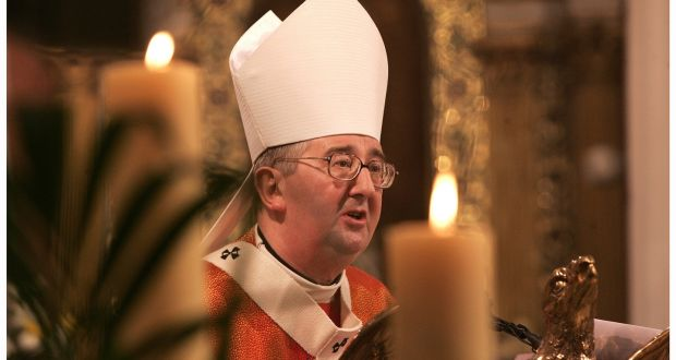 Catholic Archbishop of Dublin Diarmuid Martin. File photograph: Dara Mac Dónaill