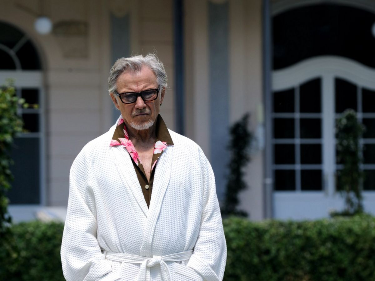 Harvey Keitel: from the marines to the screen, from Scorsese