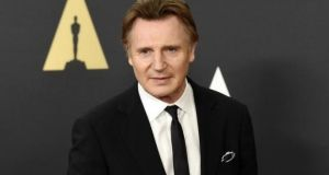 Hollywood star Liam Neeson, who hails from Ballymena, has lent his support for a major rally in the town