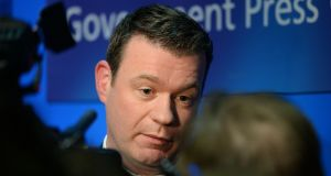 Minister for the Environment, Community and Local Government Alan Kelly: released an especially vainglorious email on Wednesday after First Data announced 300 new jobs for Nenagh. Photograph: Eric Luke